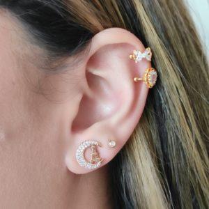Ear Cuff  Lazo