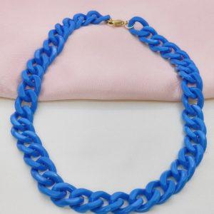 Oferta Especial Collar azul