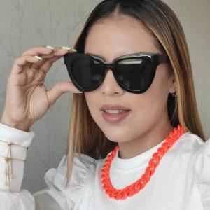 Oferta Especial Collar naranja